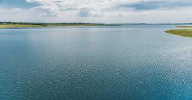 В Краснопавловское водохранилище закачали более 100 миллионов кубометров воды