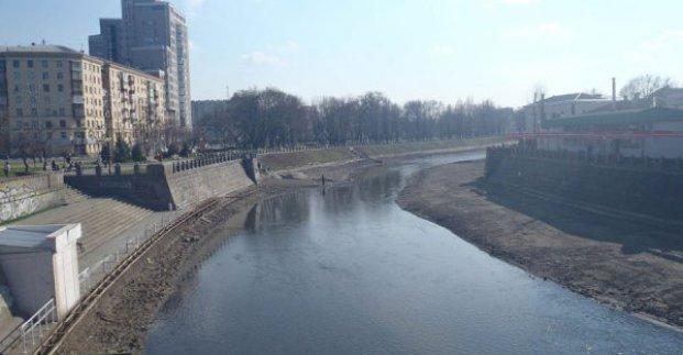 В Харькове разработают концепцию расчистки русел рек