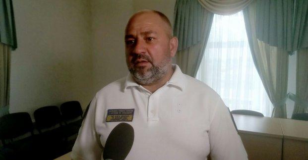 У Харкові представили нового начальника облуправління «Укртрансбезпеки»