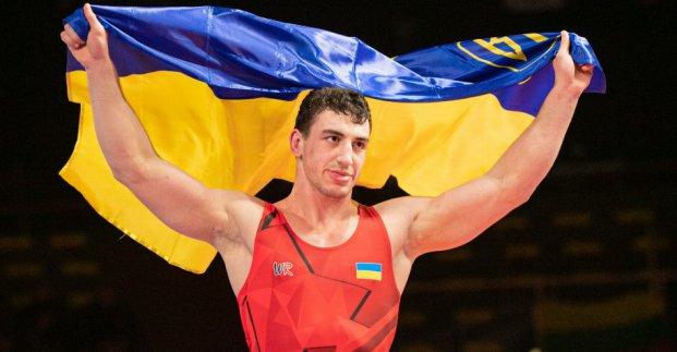 Харьковчанин стал лучшим спортсменом Украины