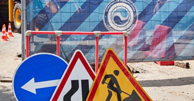 По проспекту Жуковского проведут ремонт на магистрали водоснабжения