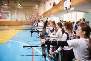В Харькове стартовали соревнования по стрельбе из лука на приз олимпийского чемпиона