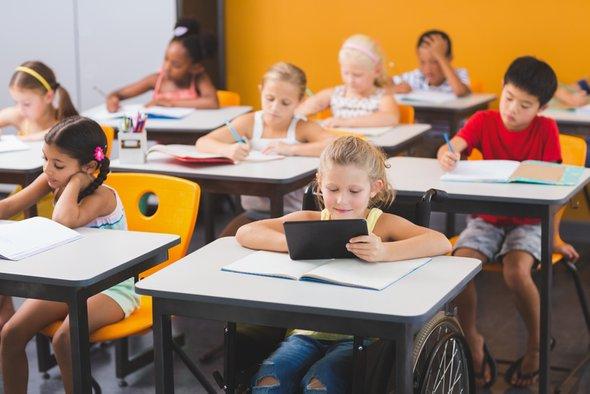 У Харкові відкривають нові інклюзивні класи