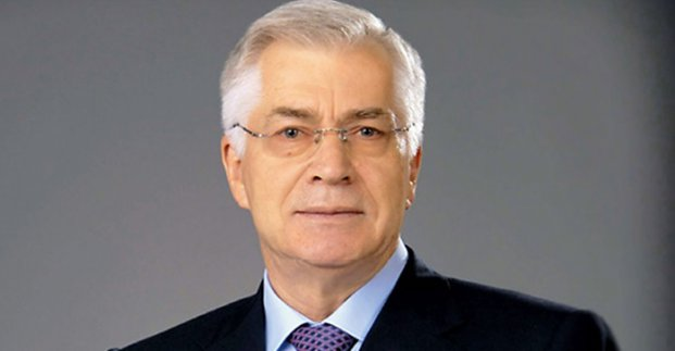 Геннадій Кернес привітав із днем народження почесного харків'янина Олега Дьоміна