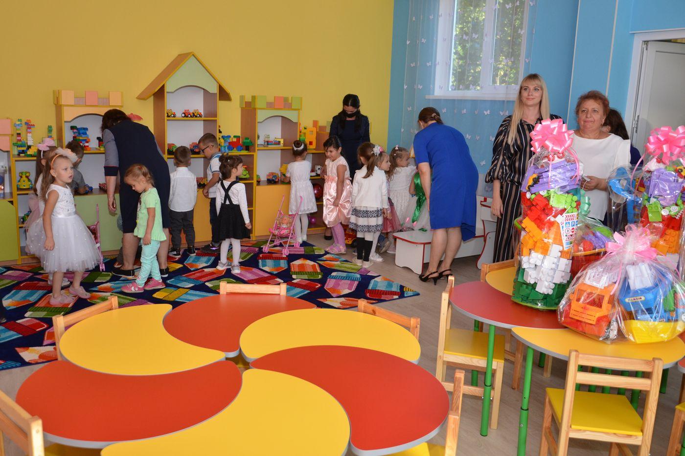 У Харкові відкрили ще одну групу для дошкільнят