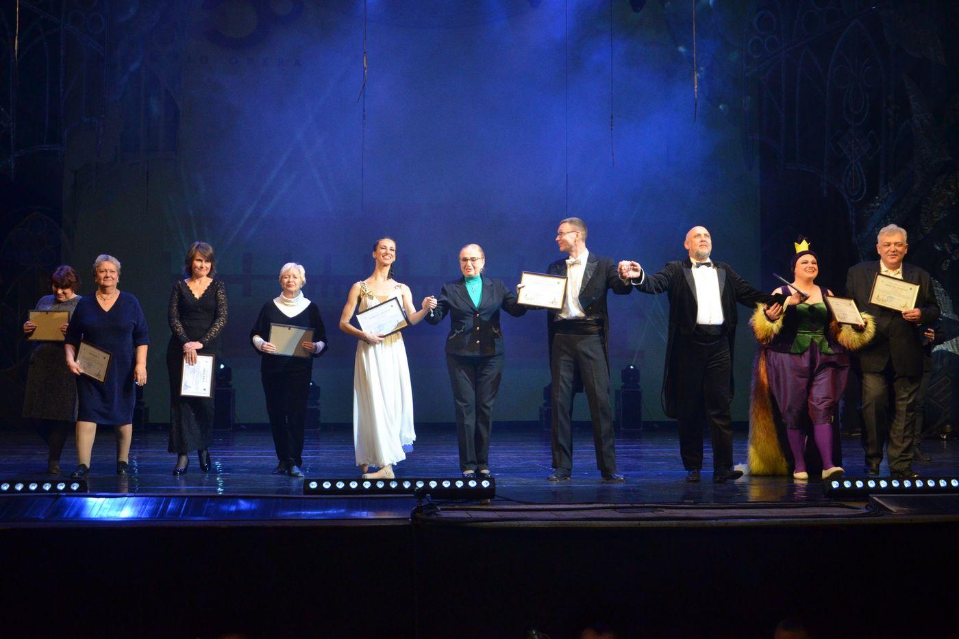 Харківський театр опери та балету відзначив своє 95-річчя