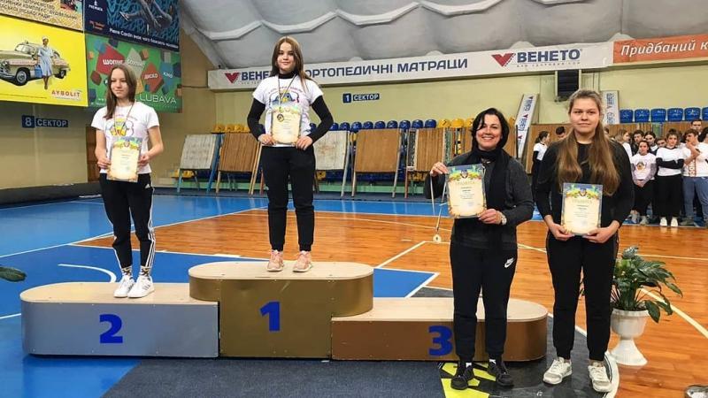 Харківські спортсмени успішно виступили на чемпіонаті України зі стрільби з лука