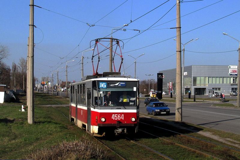 Завтра трамваї №16, 16А, 23 і 27 змінять маршрут руху