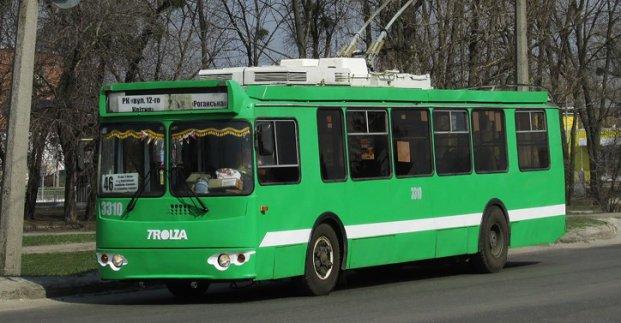Тролейбуси №7 і 46 тимчасово не курсуватимуть