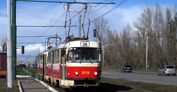 Трамваї №23 і 26 тимчасово змінять маршрут руху