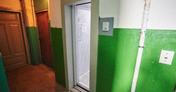 У будинку на вулиці Золочівській не було  обриву ліфту