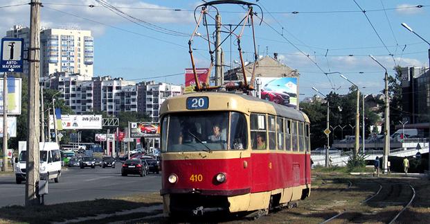 Тролейбус №12 і трамвай №20 тимчасово змінять свои маршрути