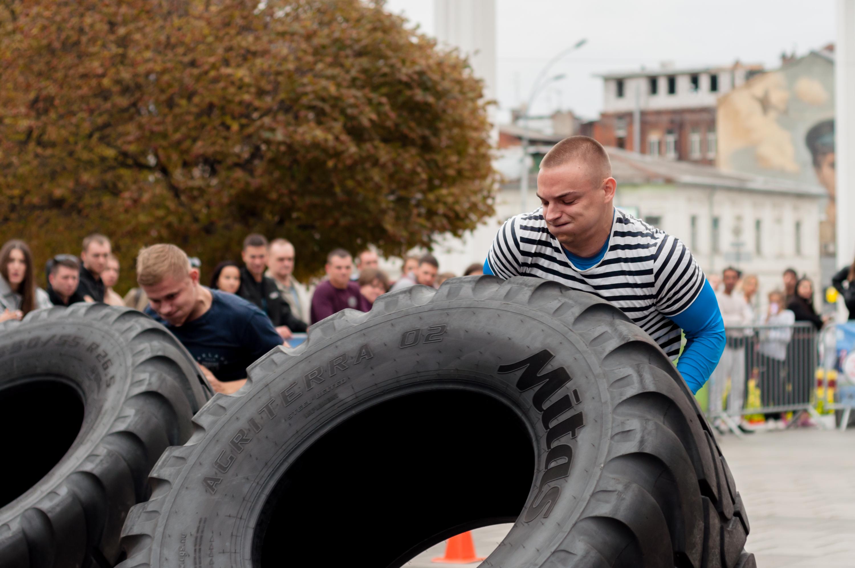 У Харкові пройшов турнір «Студентський богатир»