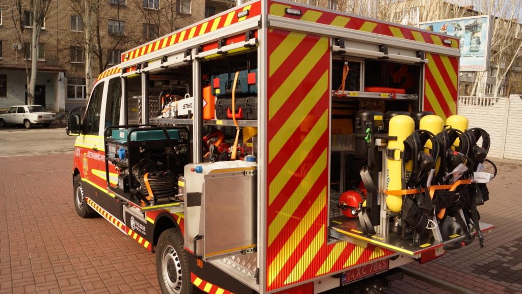 У Харкові придбають пожежну техніку для роботи у центральній частині міста