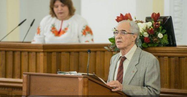 Почесний харків'янин Ігор Вировець святкує день народження