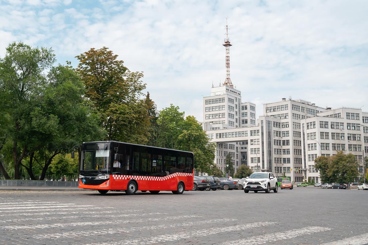 У Харкові вводять нові автобусні маршрути