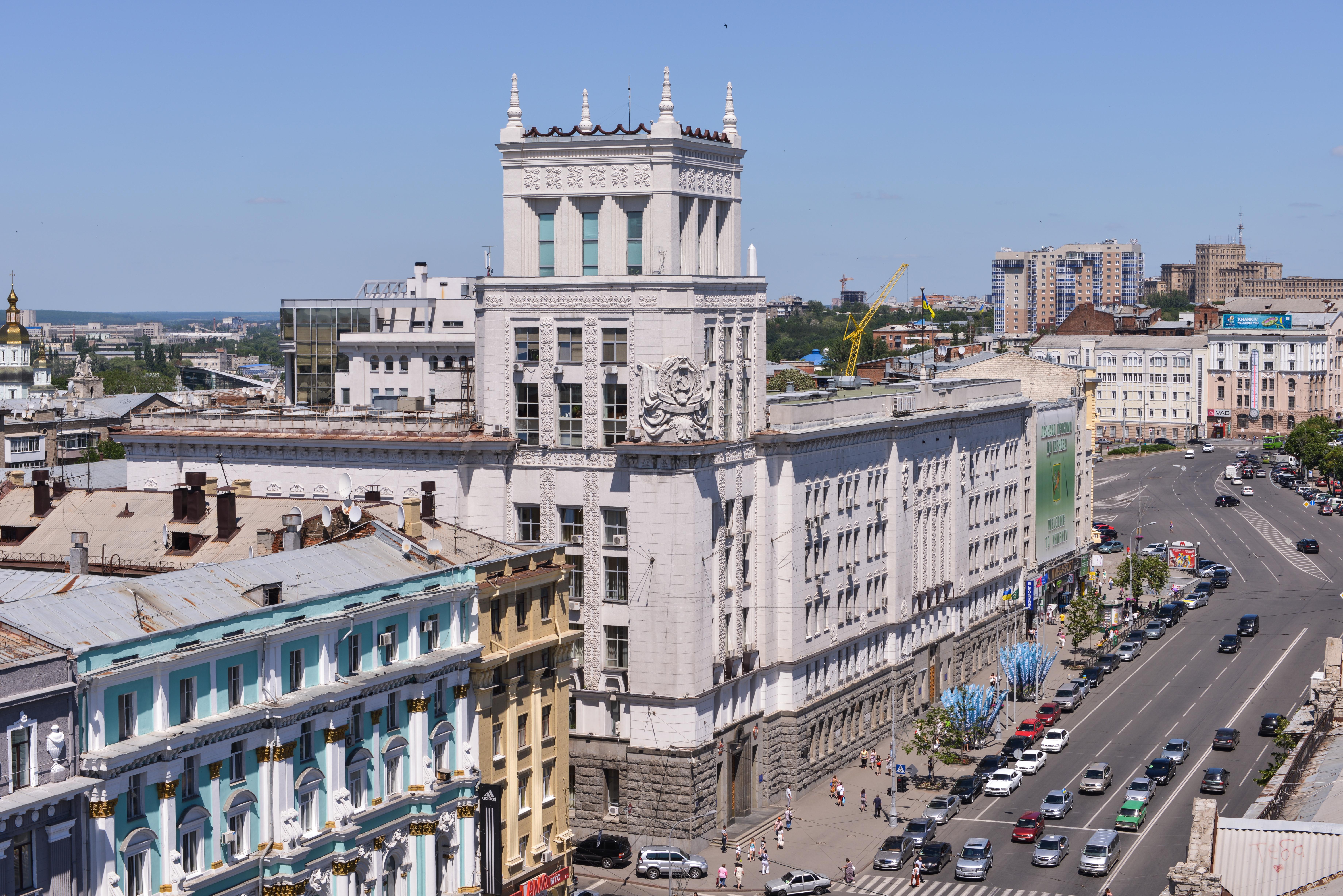 Питання щодо проспекта Маршала Жукова залишається невирішеним