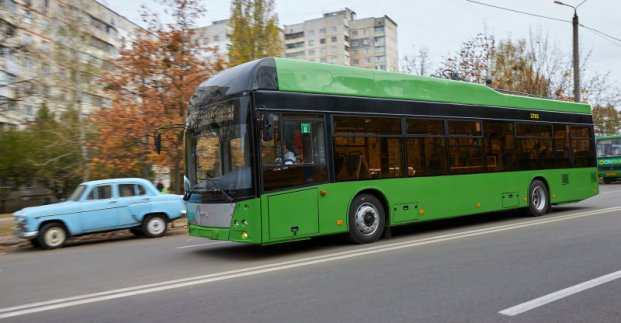 Вводиться новий тролейбусний маршрут у селище Жуковського