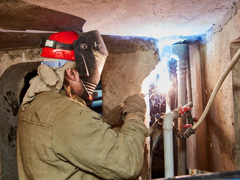 «Харківводоканал» завершив підготовку внутрішньобудинкових систем до роботи взимку