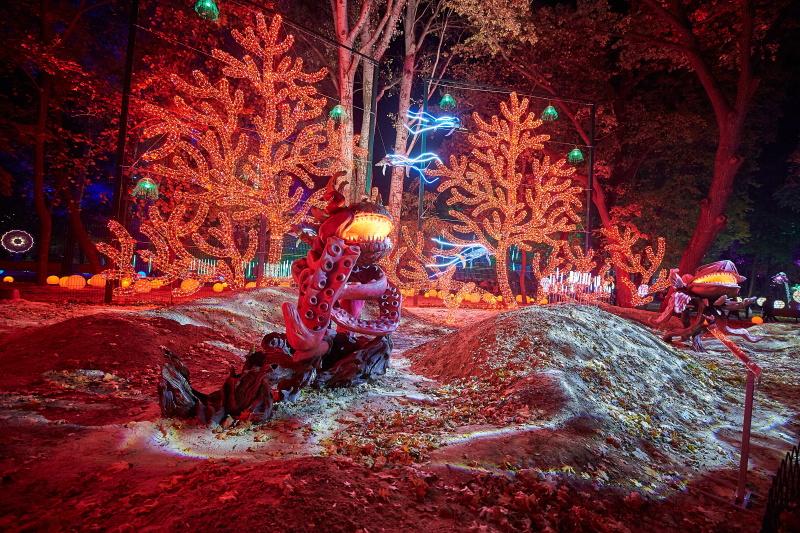 У Харкові відкрили парк-виставку під відкритим небом