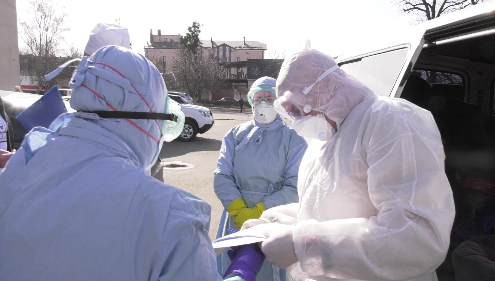 Міськрада попросить в уряду допомоги в лікуванні хворих на коронавірус
