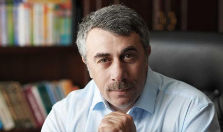Почесний харків'янин Євген Комаровський святкує день народження