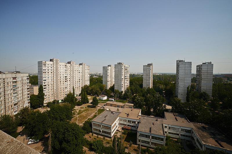 У Харкові майже 75% будинків - з теплом